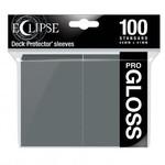 Ultra Pro Ultra Pro Eclipse Pro GLOSS Smoke Grey 100ct