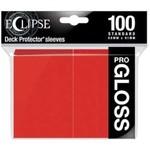 Ultra Pro Ultra Pro Eclipse Pro GLOSS Apple Red 100ct