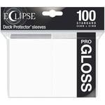 Ultra Pro Ultra Pro Eclipse Pro GLOSS Artic White 100ct
