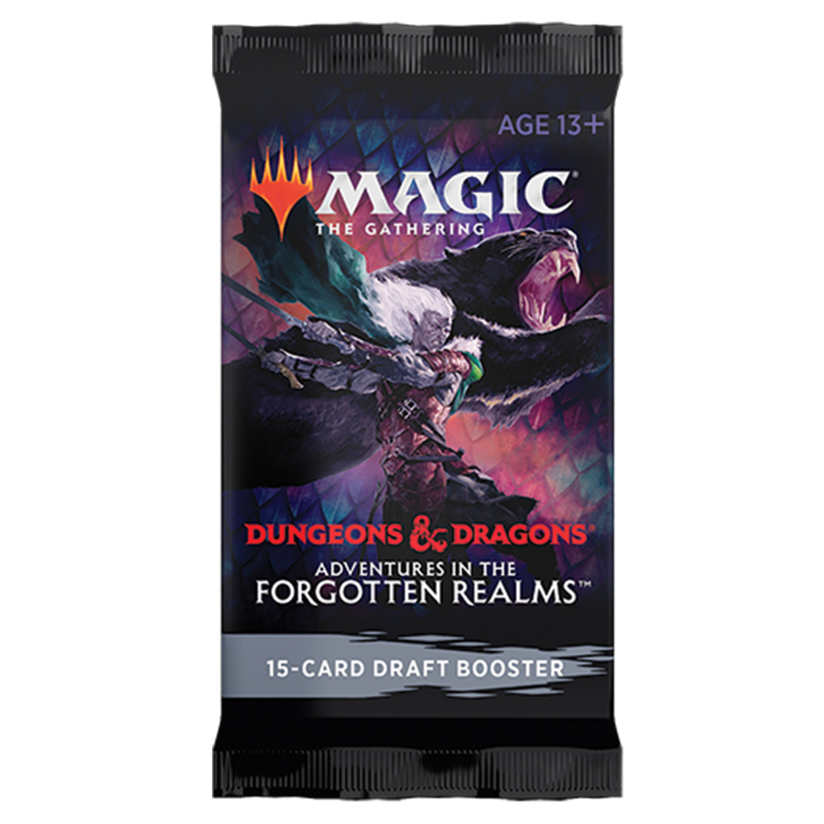 Wizards of the Coast D&D Adventures in the Forgotten Realms Draft Pack