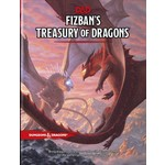 Wizards of the Coast D&D 5e Fizbans Treasury of Dragons