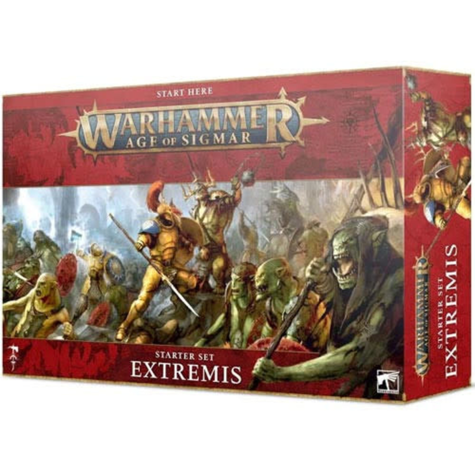 Games Workshop Age of Sigmar Starter Set Extremis