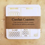 Cantrip Candles Coasters
