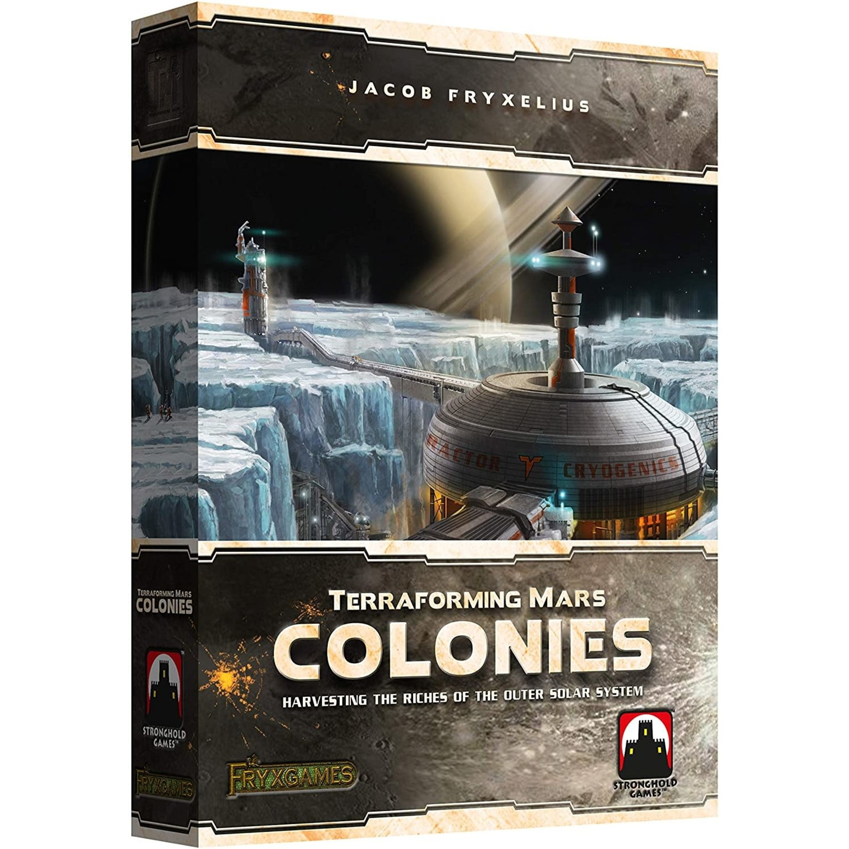 Terraforming Mars: Colonies Board Game