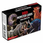 Wizards of the Coast D&D 5e Monster Cards: Challenge 6-16