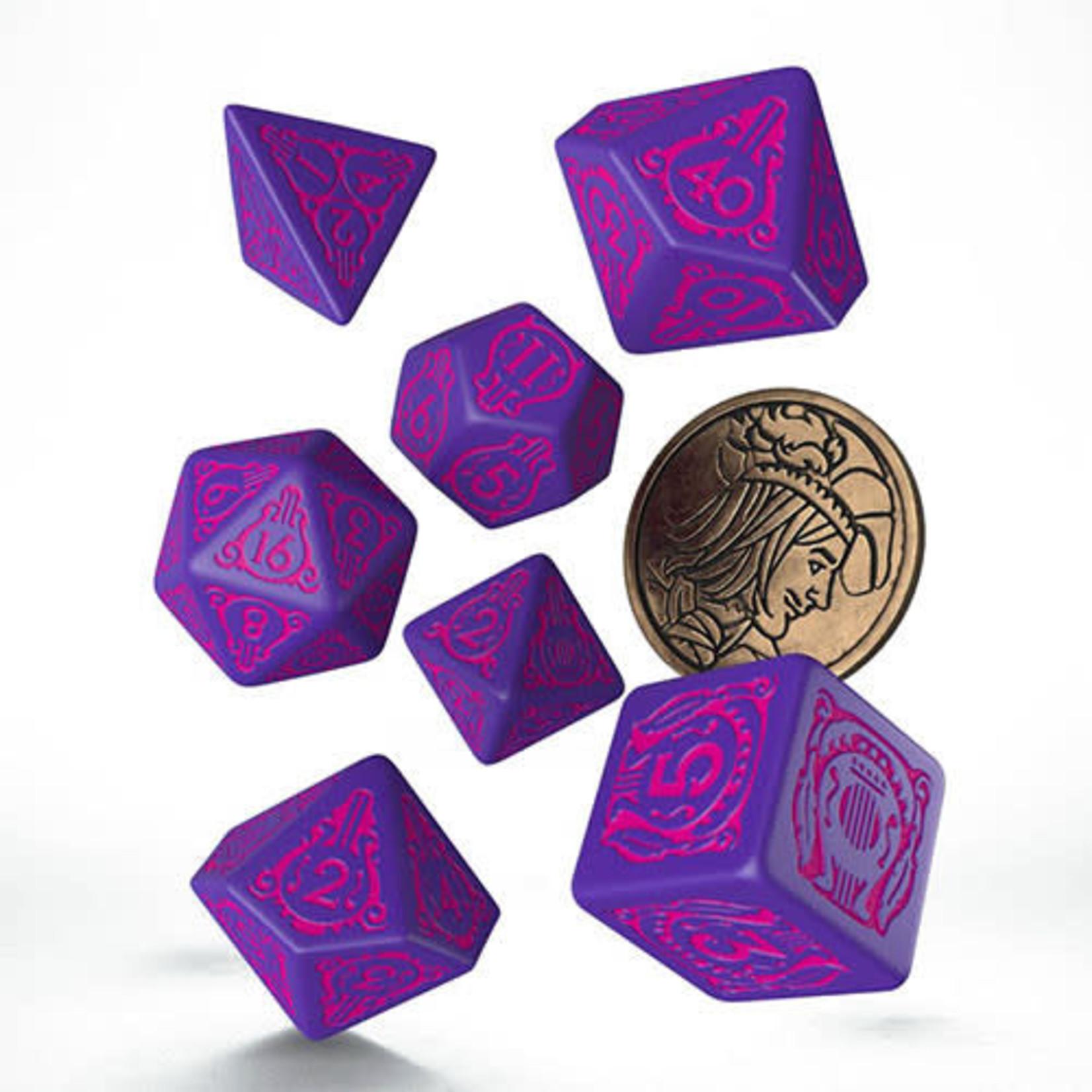 Witcher 7 Set Dandelion Conqueros of Hearts