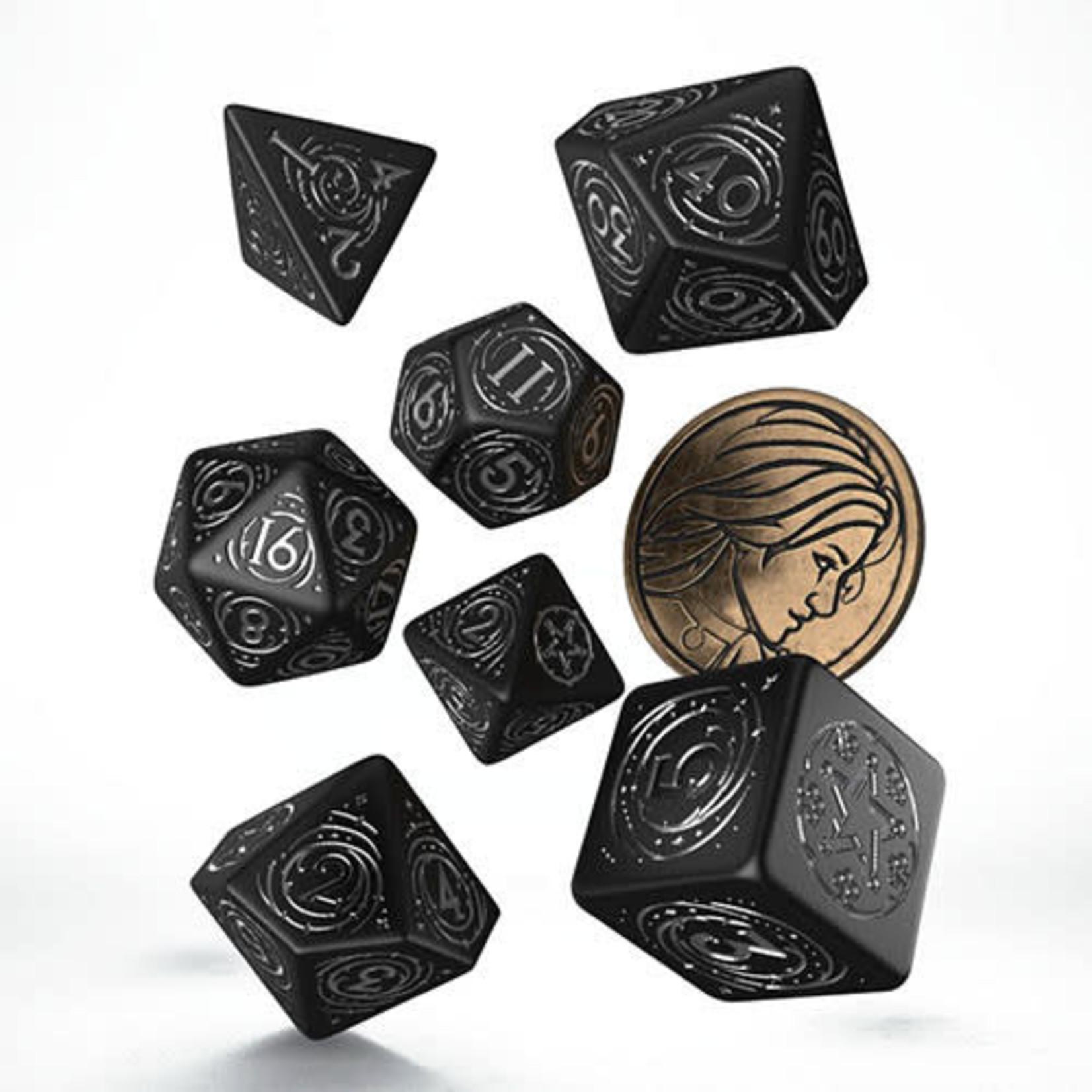 Witcher 7 Set Yennefer The Obsidian Star