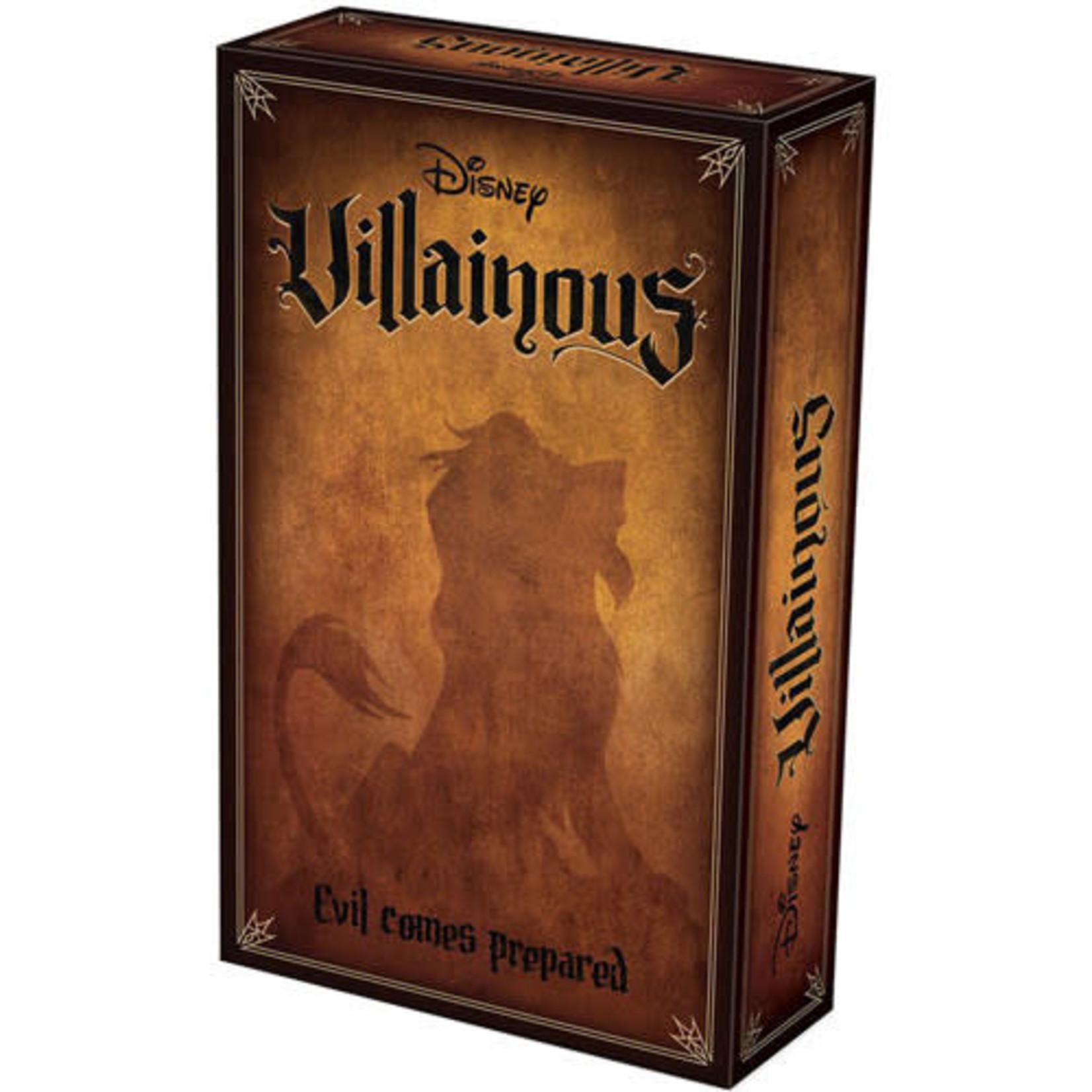 Villainous: Evil Comes Prepared Expansion
