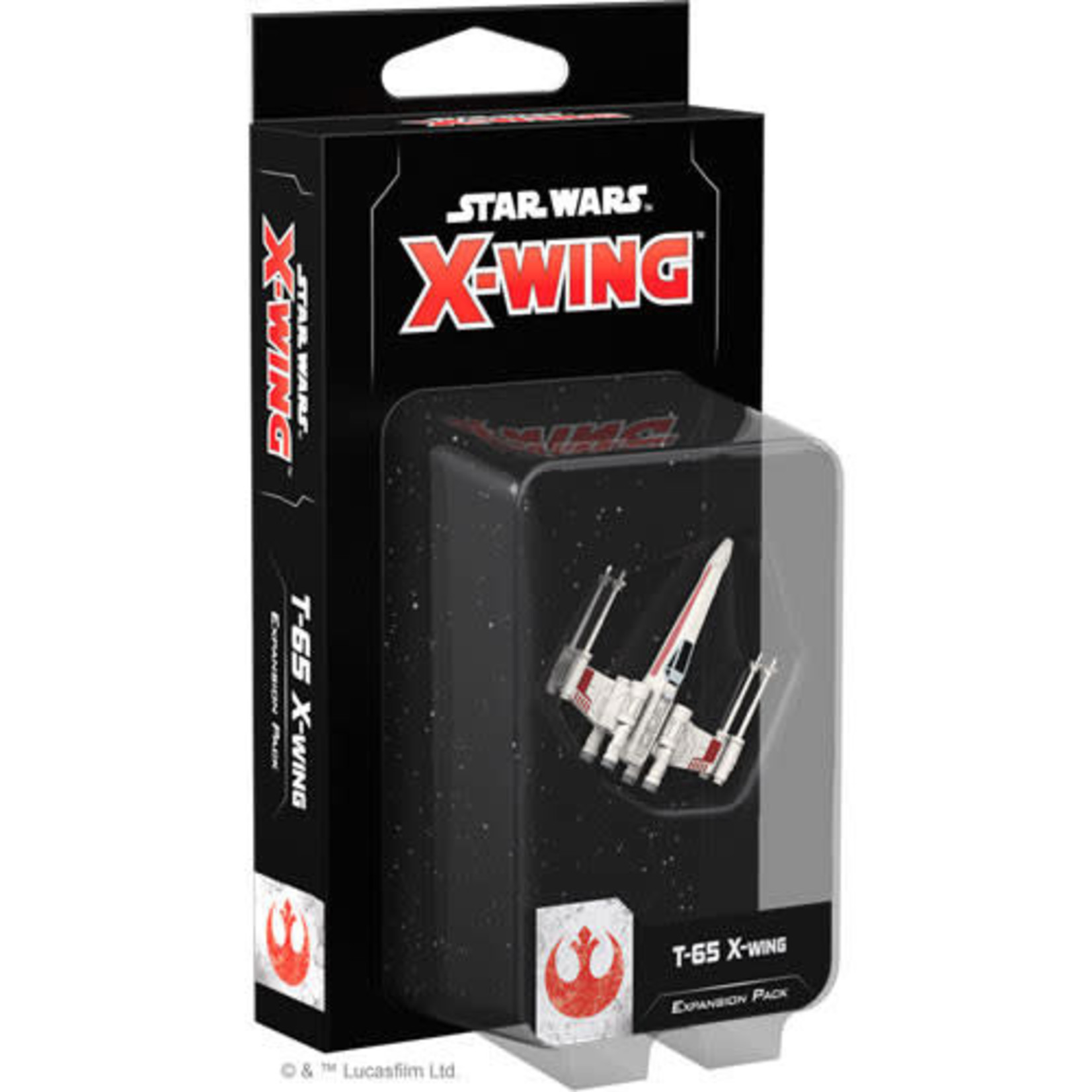 Star Wars X-Wing 2e: T-65 X-Wing Expansion