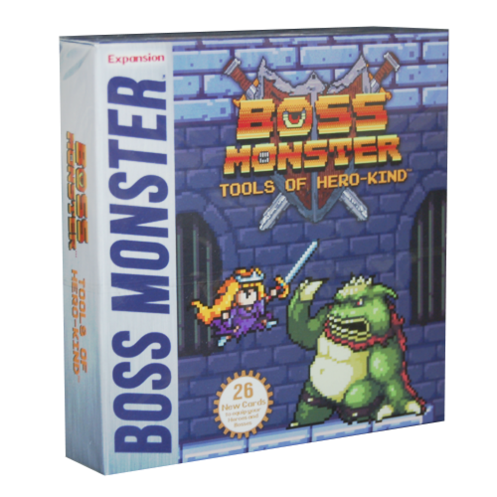 Boss Monster Tools Of The Hero-Kind