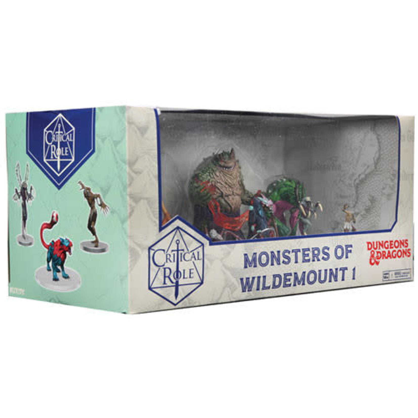 Critical Roll Minis Monsters of the Wildemount Box Set 1