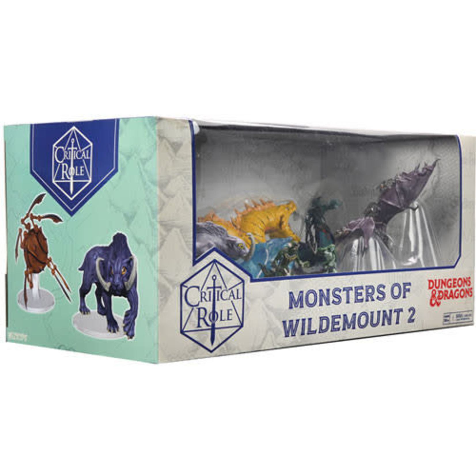 Critical Roll Minis Monsters of the Wildemount Box Set 2