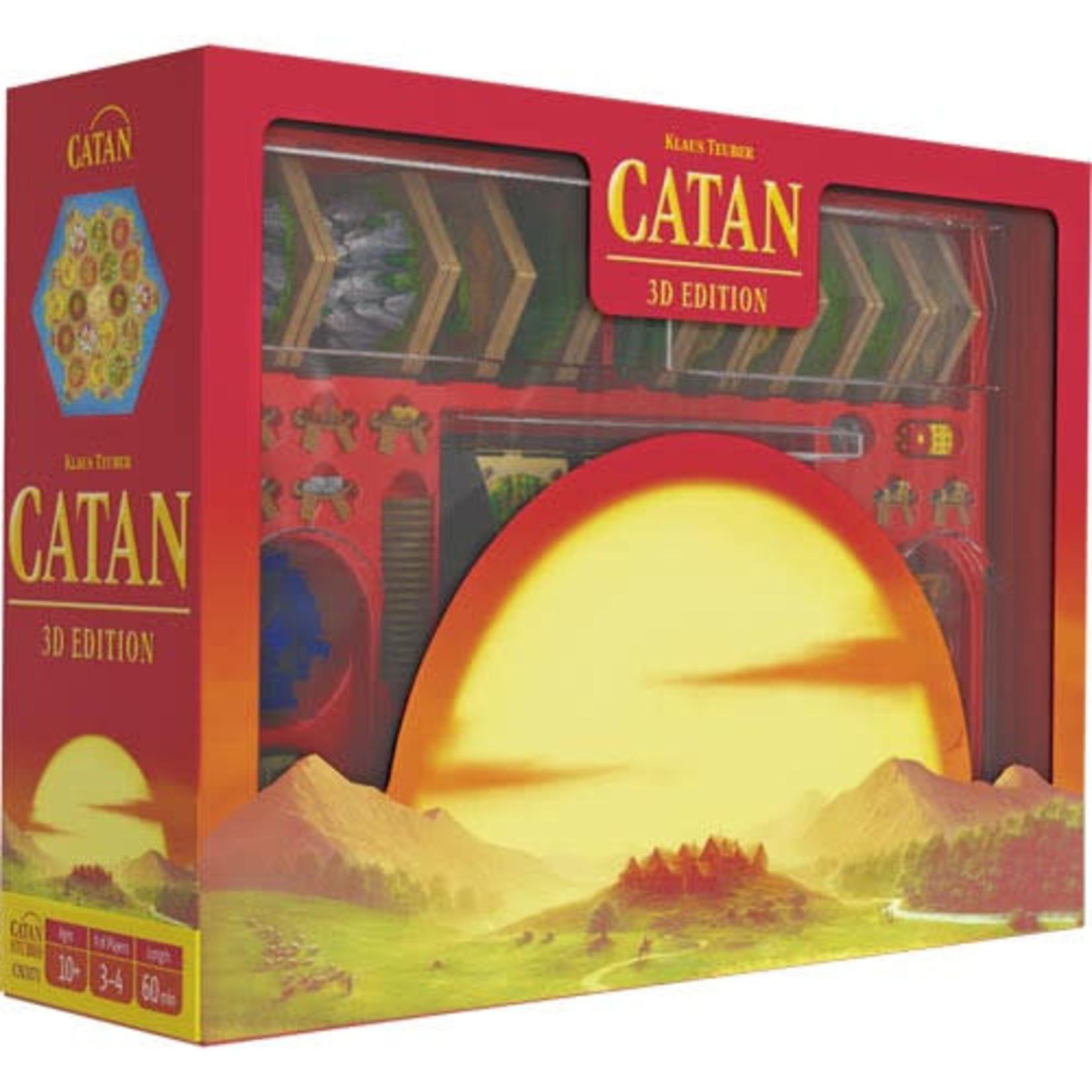 Catan - 3D Edition Board Game
