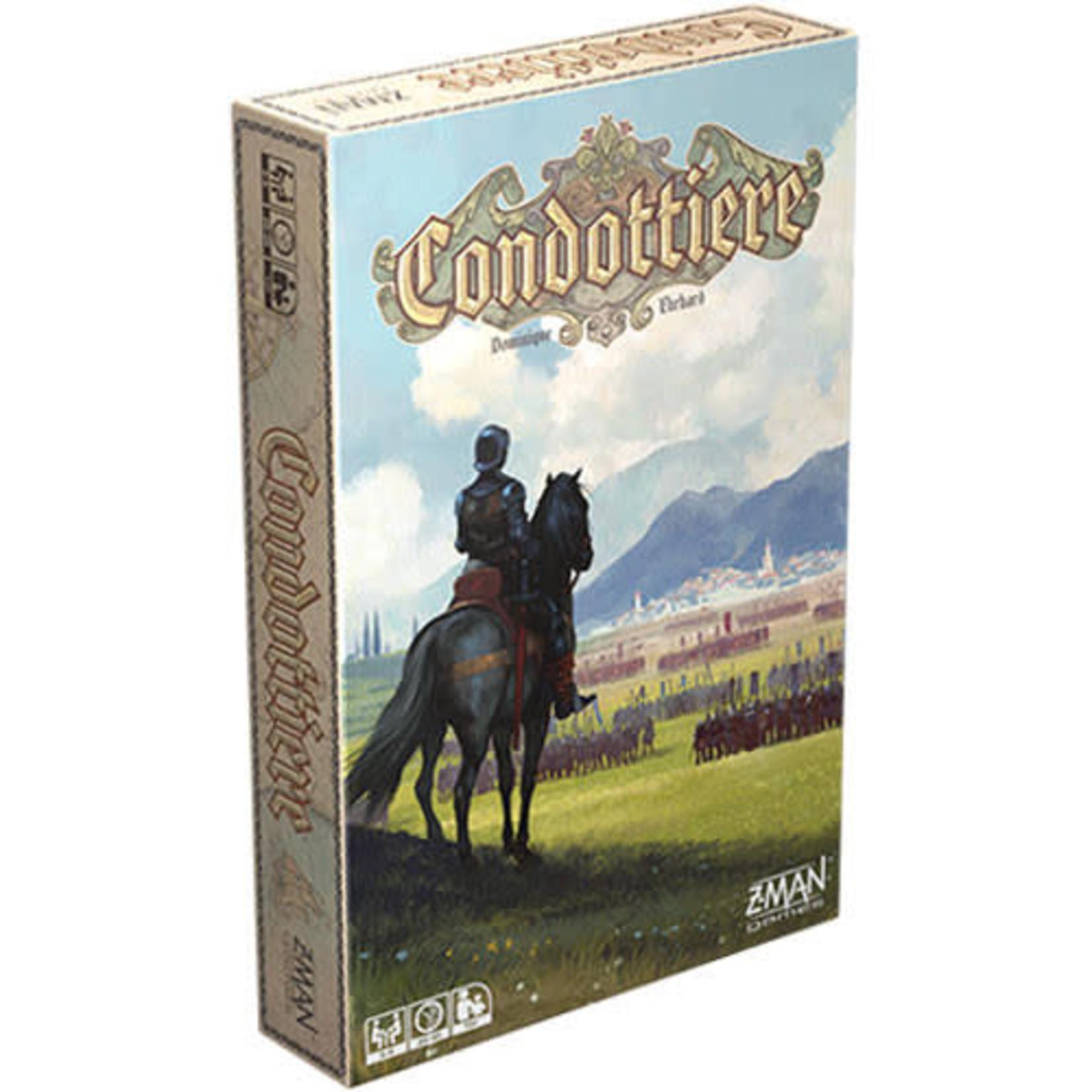 Condottiere Board Game