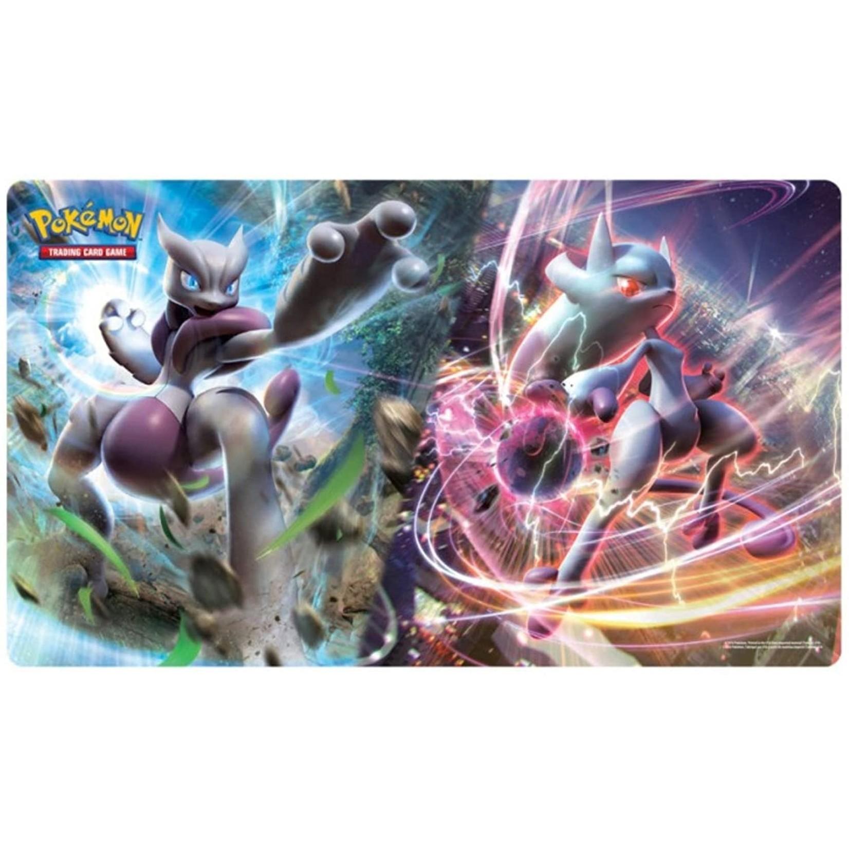 Pokemon Playmat Mega Mewtwo X and Y