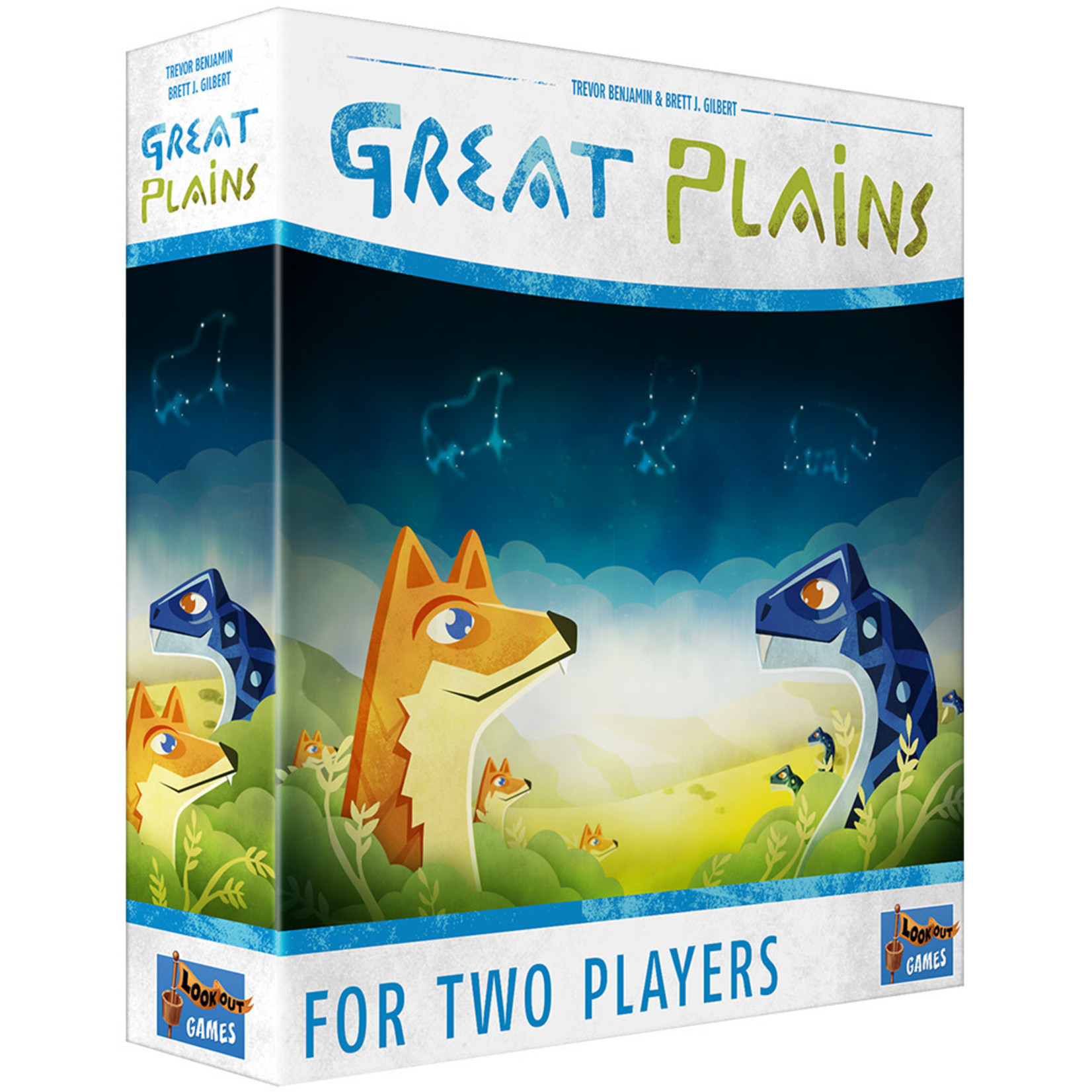 Great Plains Board Game