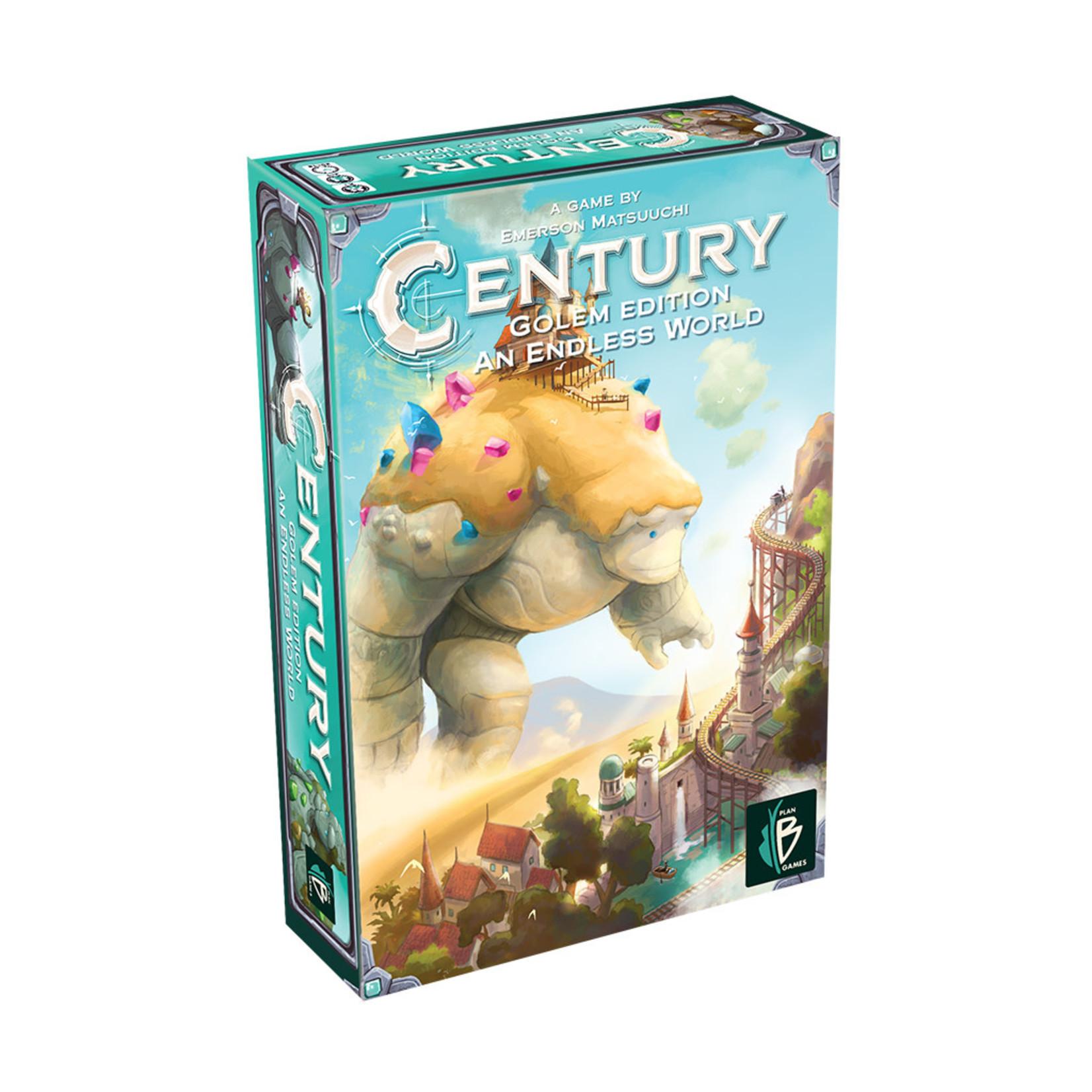 Century Golem Edition an Endless World Board Game