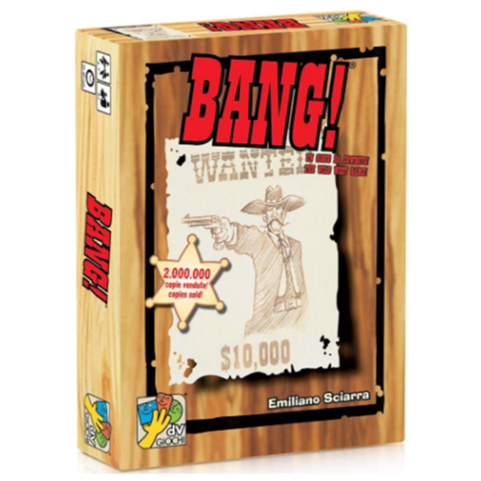 Bang! 4th edition Board Game