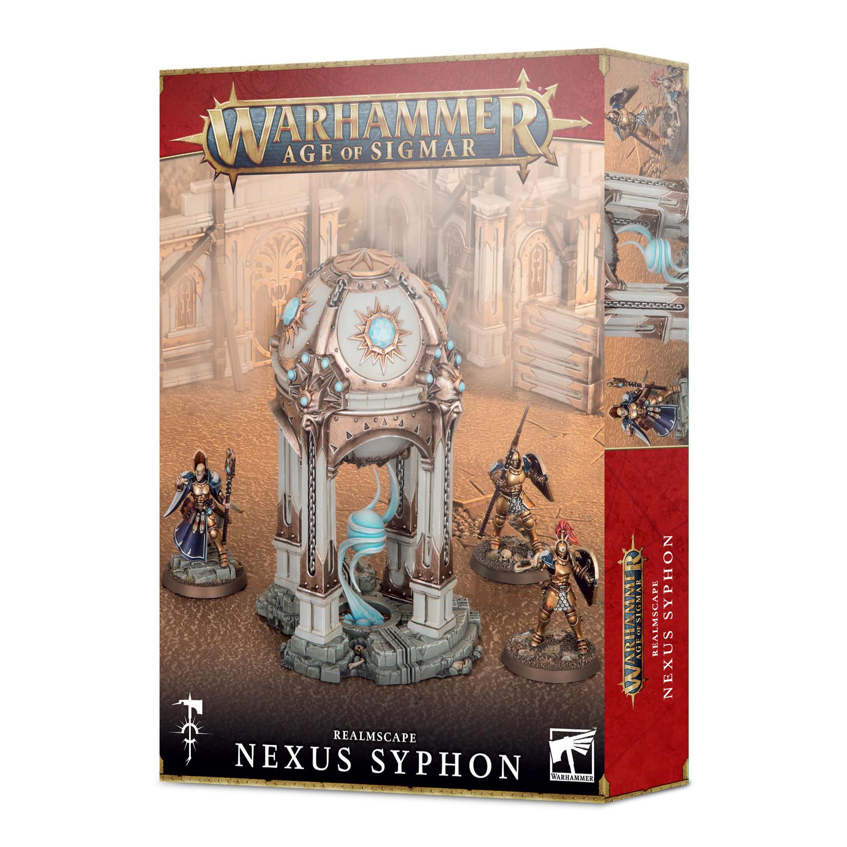 Realmscape Nexus Syphon (AOS)