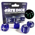 FATE RPG Dice Midnight