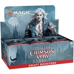 Wizards of the Coast Crimson Vow Draft Booster Box