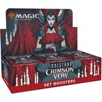 Wizards of the Coast Crimson Vow Set Booster Box
