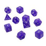 Eclipse 11 Dice Set Royal Purple