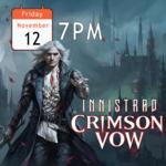 Wizards of the Coast Innistrad Crimson Vow Prerelease