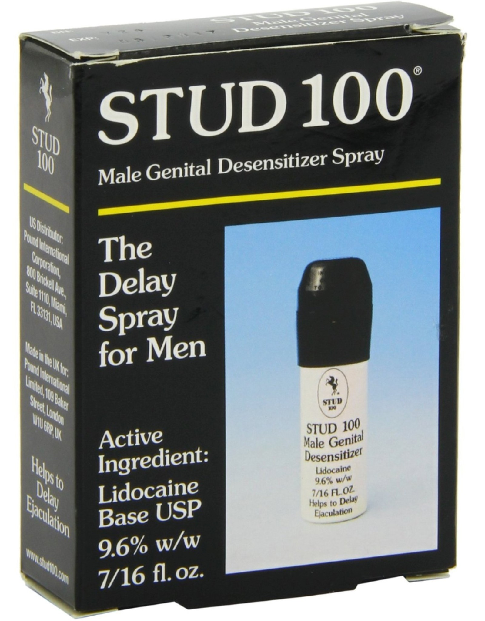 Stud 100 Male Potion