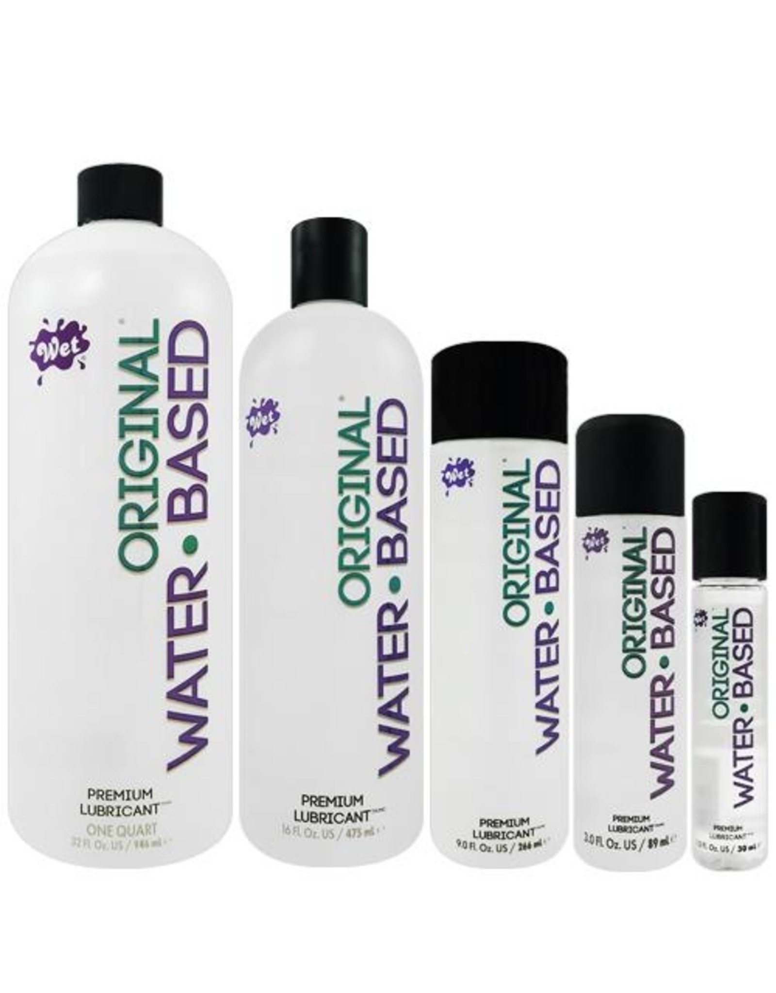 Wet Original Round 5oz