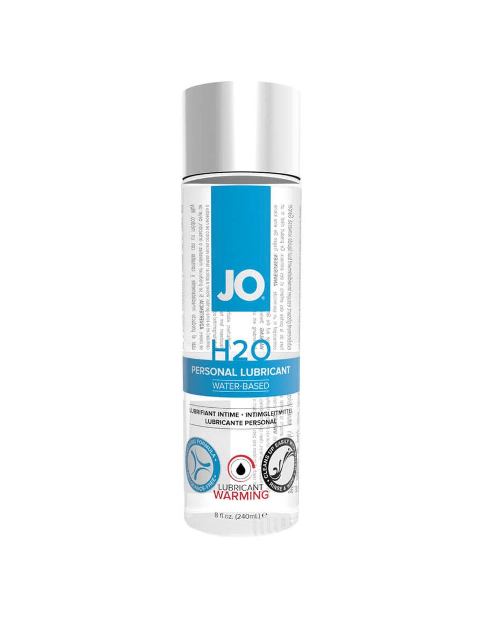 Jo H20 Warming lube