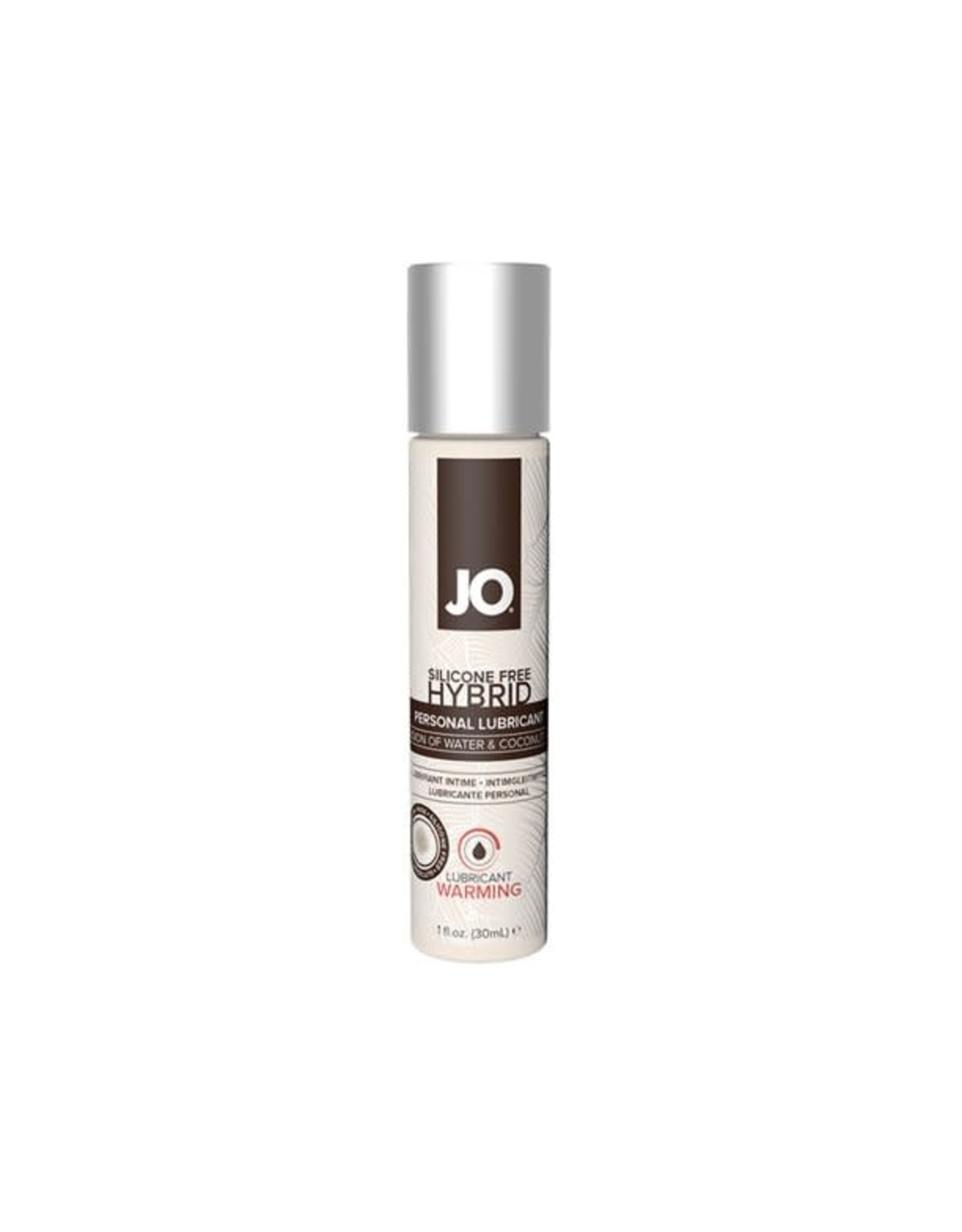 JO Coconut Oil Hybrid Warming