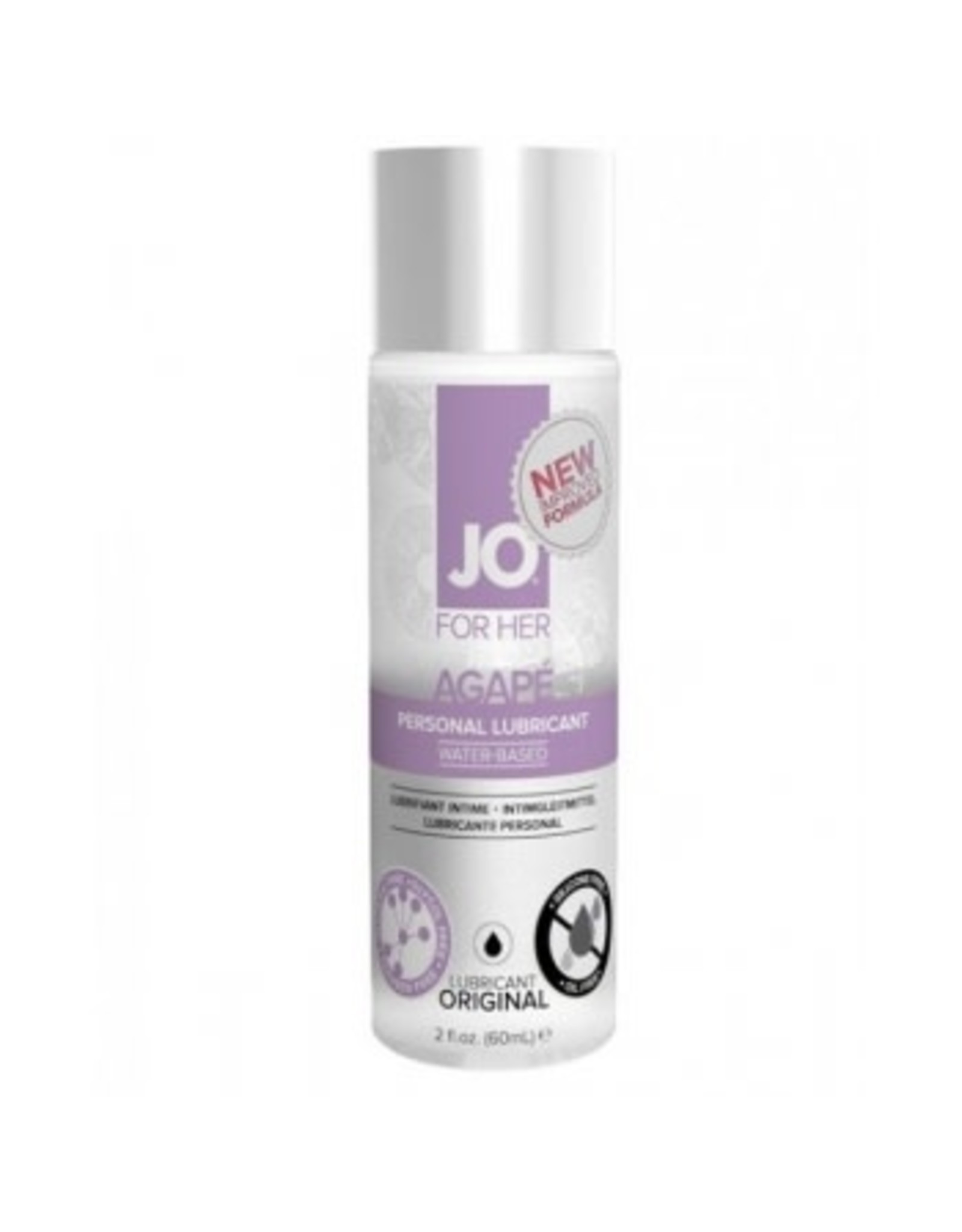 Jo Agape Womens Lube