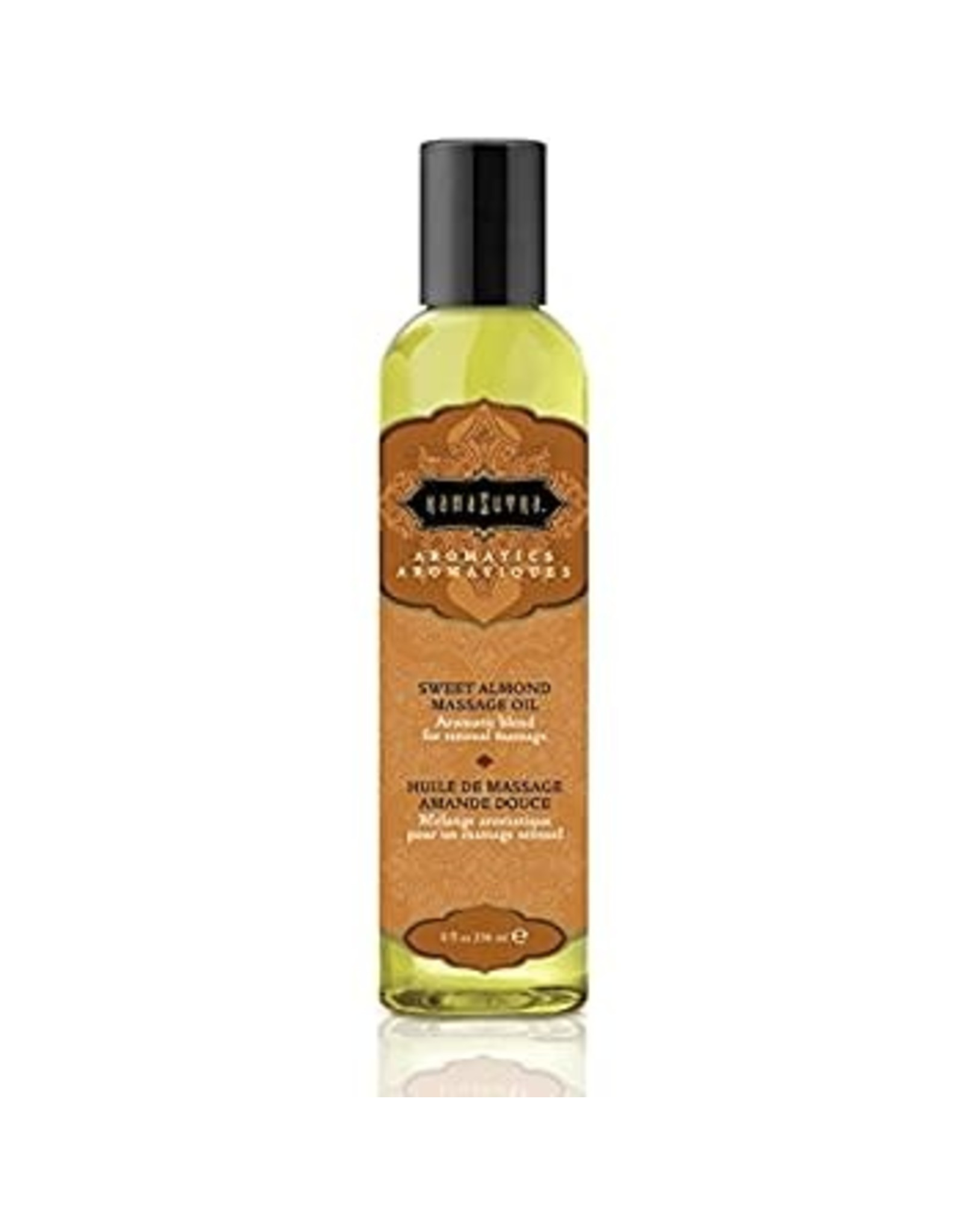 Kama Sutra Kama Sutra Sweet Almond Massage Oil 739122000215