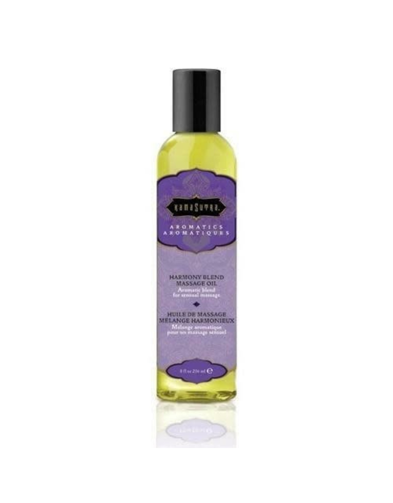 Kama Sutra Kama Sutra Harmony Blend Massage Oil 739122000222
