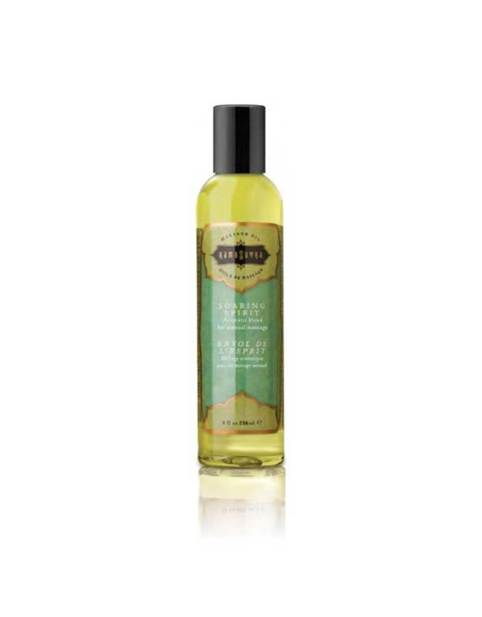 Kama Sutra Kama Sutra Soaring Spirit Massage Oil 739122000239
