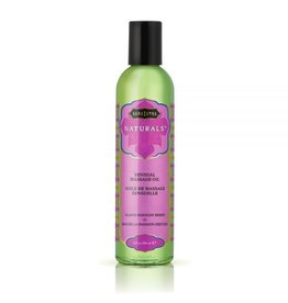 Kama Sutra KS Island Passion Berry Massage Oil 739122102452