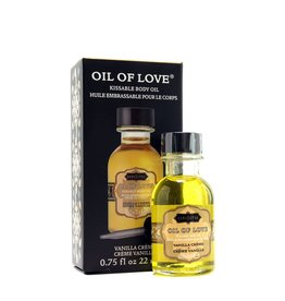 Kama Sutra Kama Sutra Oil of Love Vanilla 739122120067