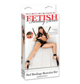 Pipedream Fetish Fantasy Bed Bondage Restraint Kit