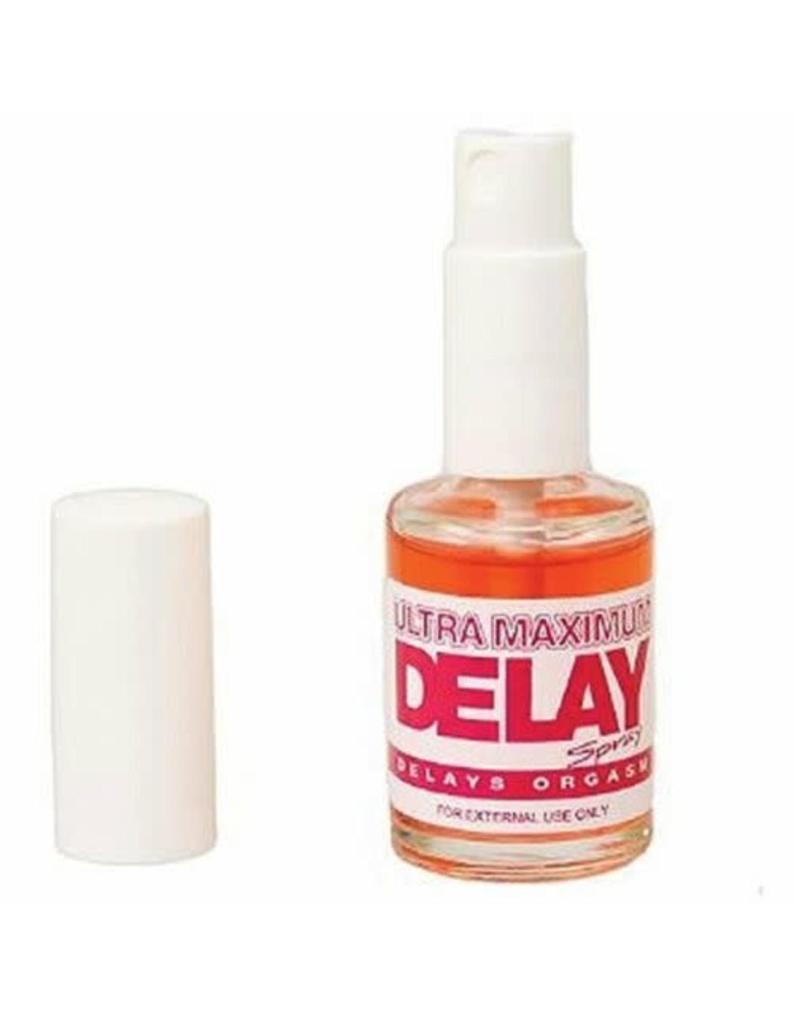 Stop Ultra Maximum Delay