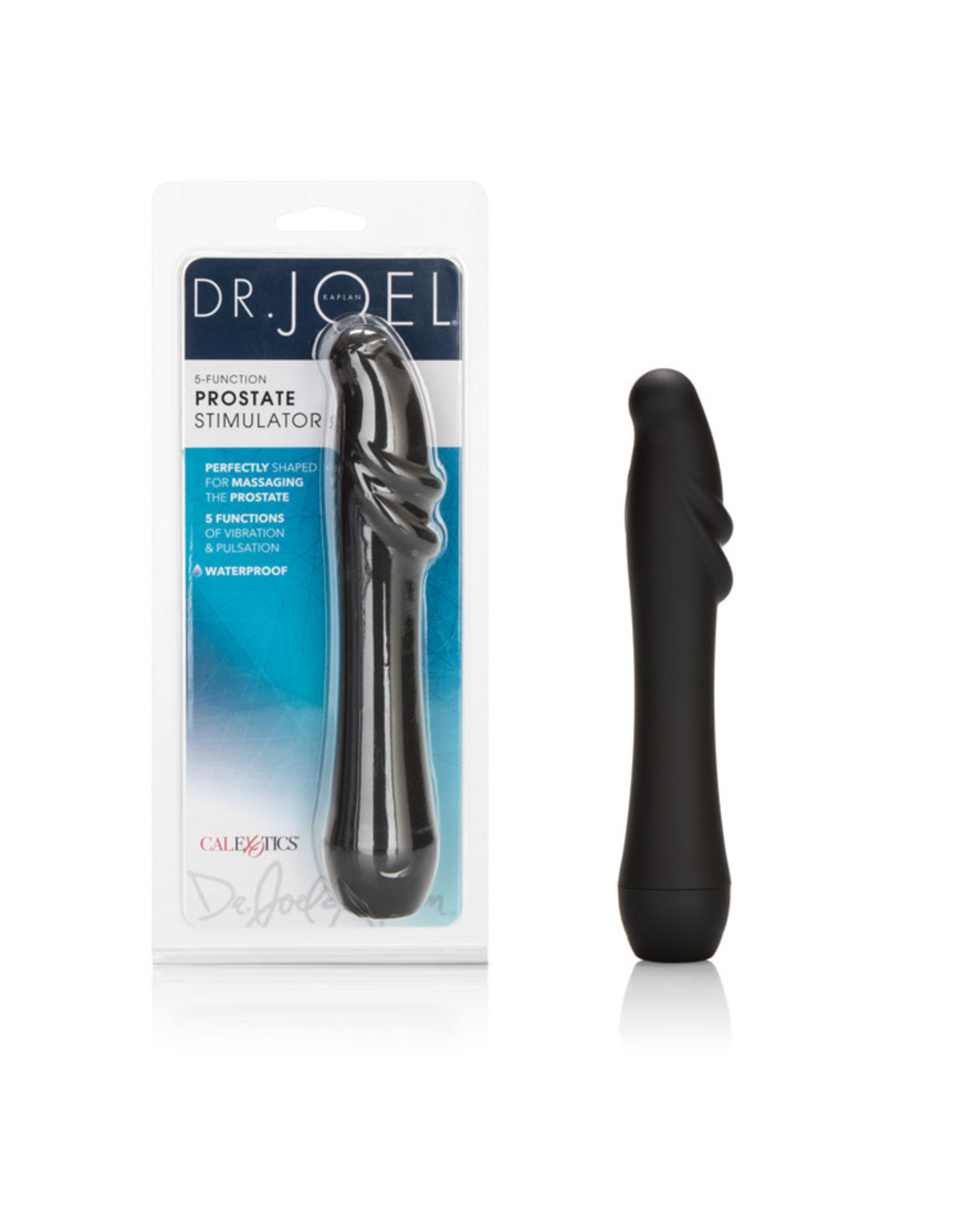 California Exotic Novelties Dr. Joel 5-Function Prostate Massager