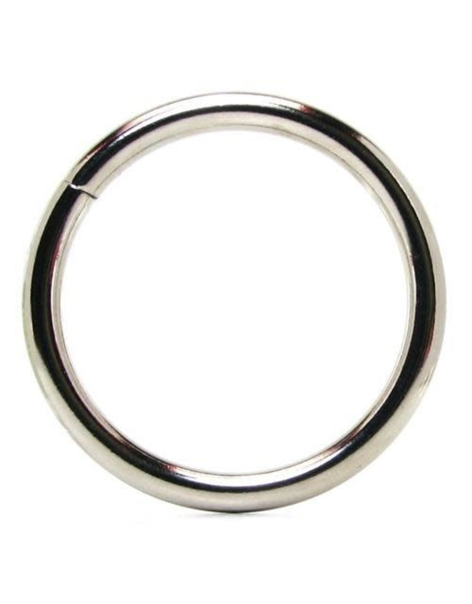 Sir Richards C&B Gear Steel Cock Ring