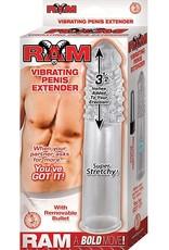 Nasstoys Ram Vibrating Clear Penis Extender