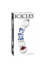 ICICLES #18 CLEAR/BLUE/RED