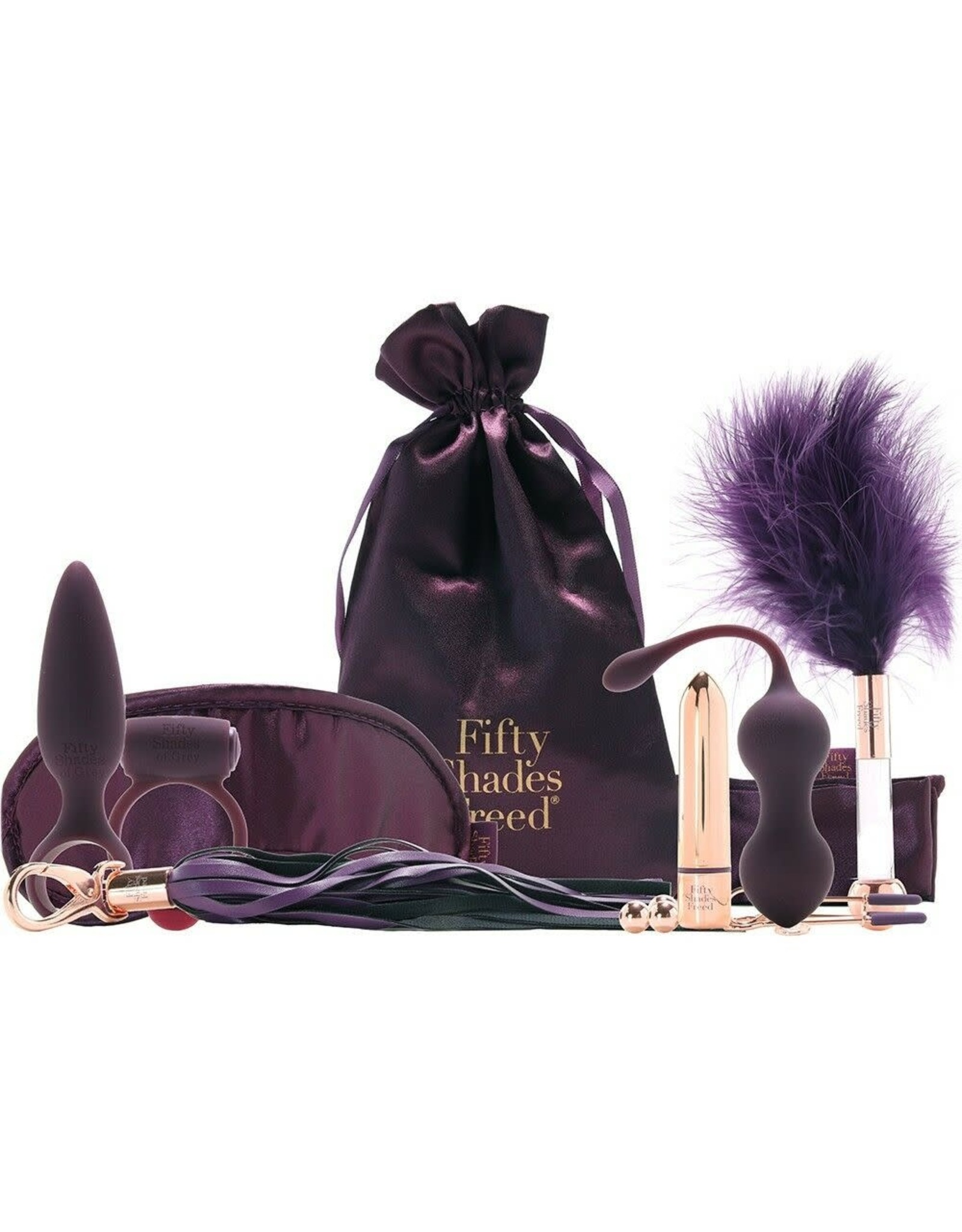 50 SHADES PLEASURE OVERLOAD KIT