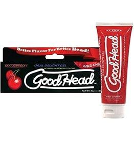 Doc Johnson Good Head Wild Cherry 782421501501