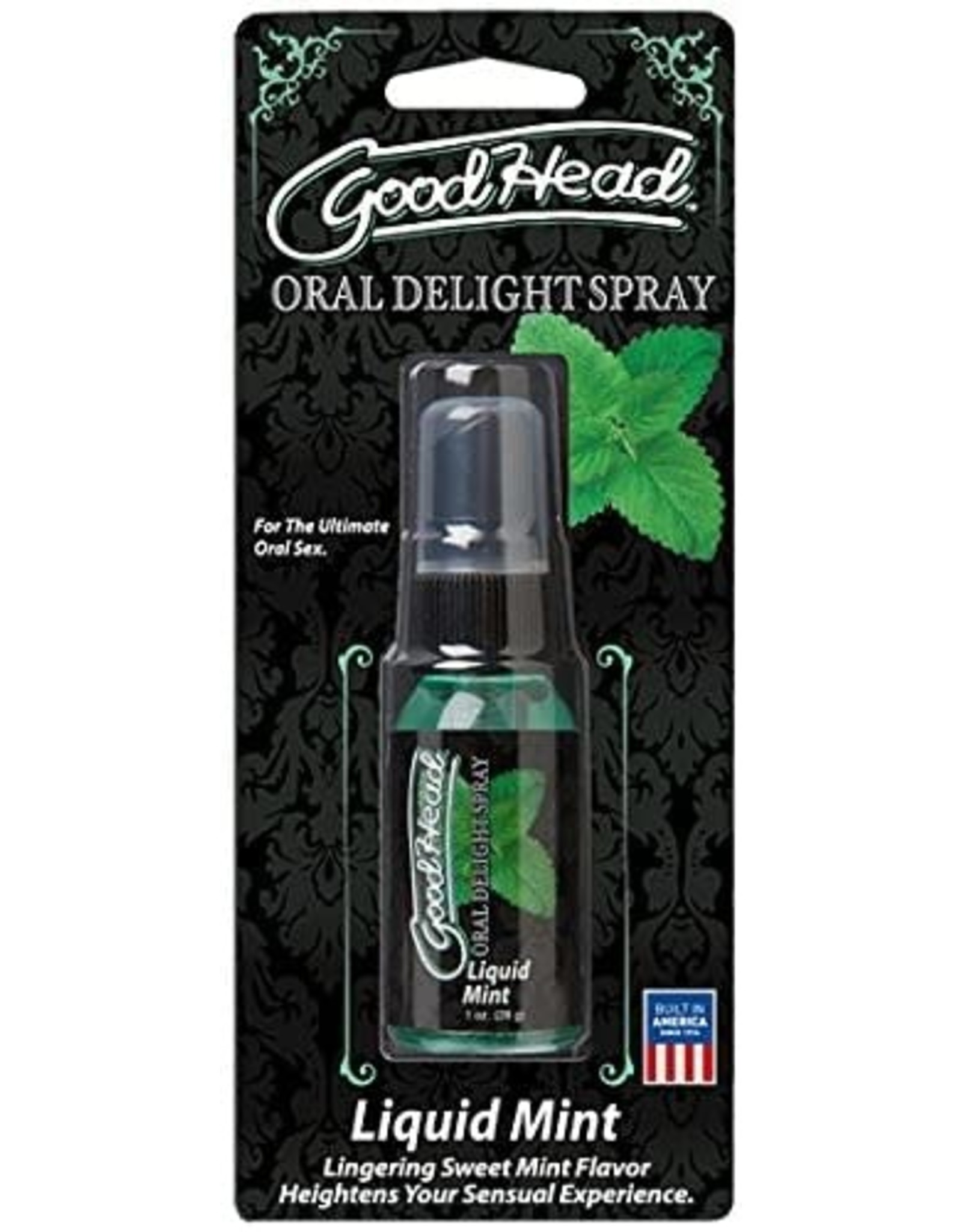 Doc Johnson Good Head Spray  Mint