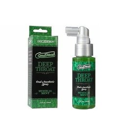 Doc Johnson Deep Throat Spray Mint