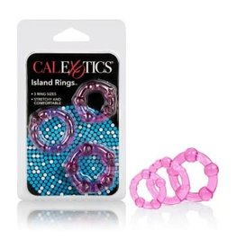 Silicone Island Ring Pink