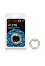 Pearl Beaded Prolong Ring Smoke